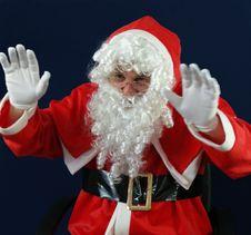 Free Santa Royalty Free Stock Photo - 3552075