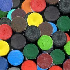 Crayon Royalty Free Stock Image