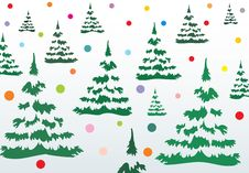 Free Christmas Illustration. Vector Stock Photo - 3552730