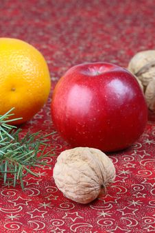 Free Christmas Still Life Royalty Free Stock Photography - 3552967