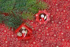 Free Christmas Decoration Stock Photo - 3553070