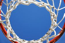 Free Empty Net Royalty Free Stock Photos - 3553818