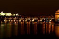 Free Ancient Bridge Royalty Free Stock Photography - 3554627