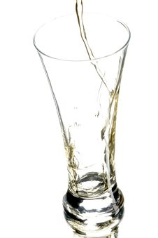 Free Beer In Glass Stock Image - 3554931