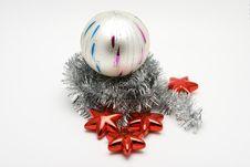 Free Christmas Decoration Royalty Free Stock Photos - 3555228