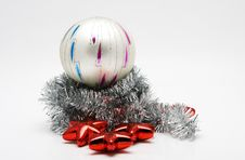 Free Christmas Decoration Royalty Free Stock Photography - 3555237