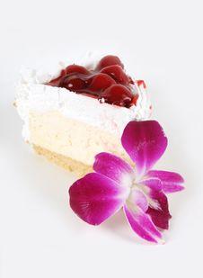 Free Cake. Royalty Free Stock Photos - 3555378