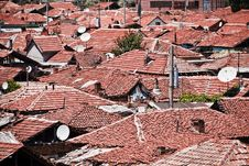 Free Red Roofs Stock Photos - 3555443