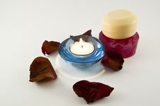Free Aroma Therapy Royalty Free Stock Image - 3555566