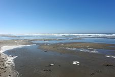 Free Low Tide Royalty Free Stock Photo - 3555735