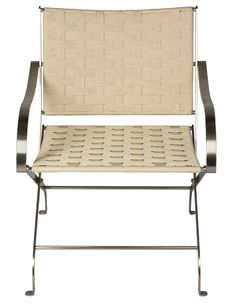 Free Aluminum Frame Chair. Royalty Free Stock Image - 3557006
