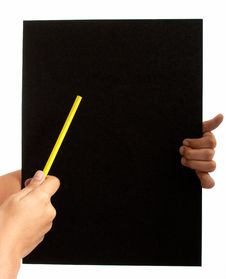 Free Blank Board Stock Images - 3558034