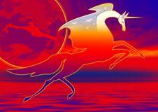 Free Unicorn Royalty Free Stock Image - 3558036
