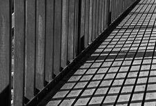 Free Wooden Bridge Royalty Free Stock Images - 3558359