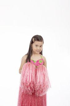 Free Hawaiian Costume Stock Photos - 3558813