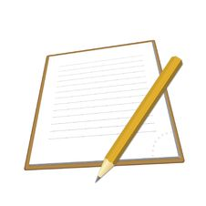 Free The Notepad Royalty Free Stock Images - 3559439