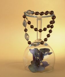 Free Still Life With A Bracelet Stock Image - 3559971