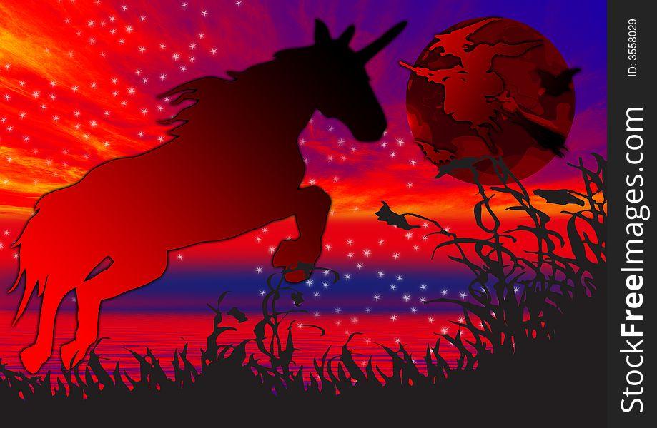 Unicorn Wallpaper - Free Stock Images