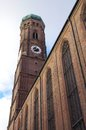 Free St Mary Church Munich Stock Images - 35505814
