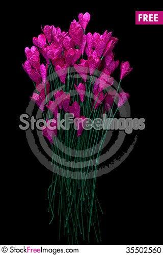 Handicraft paper flower free stock images photos 35502560 handicraft paper flower mightylinksfo