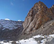 Free Tien Shan Mountains In Kazakhstan Royalty Free Stock Image - 35509386