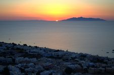 Free Before The Dawn On Greek Islands Royalty Free Stock Images - 35517109