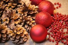 Free Christmas Background Stock Photos - 35523163