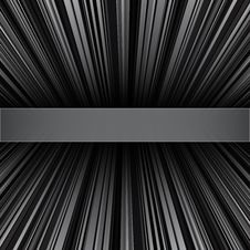 Free Abstract Retro Striped Black And Grey Background Stock Photos - 35526103