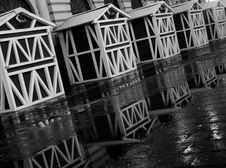 Free House Reflection Stock Images - 35526124