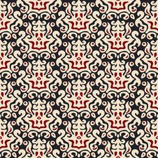 Free Seamless Pattern Texture Background Royalty Free Stock Photography - 35526547