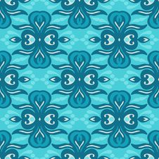 Free Gift Wrap Seamless Design Stock Photos - 35526613