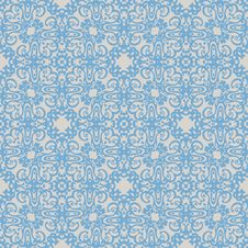 Free Gift Wrap Blue Texture Royalty Free Stock Image - 35527076
