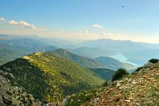 Free Beautiful Mountains Stock Photography - 35528622