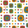 Free Abstract Bright Pattern Royalty Free Stock Image - 35531896