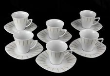 Free Porcelain Set Royalty Free Stock Images - 35533159