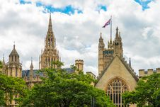 Free London - Partly View On Westminster Abbey Royalty Free Stock Photos - 35538268
