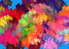 Free Colorful Abstract Background. Royalty Free Stock Image - 35538566