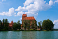 Free Medieval Trakai Castle Royalty Free Stock Images - 35548239