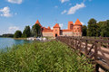 Free Medieval Trakai Castle Royalty Free Stock Photos - 35548318