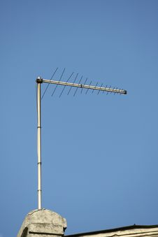 Free TV Antenna Aerial Stock Photos - 35545713