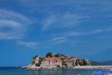 Free Island Of St. Stefan &x28;Budva, Montenegro&x29; Royalty Free Stock Photography - 35546987