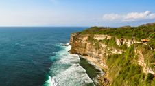 Free Uluwatu Cliffs In Bali Island, Indonesia Stock Photo - 35547890