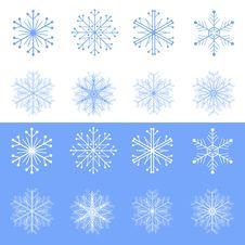 Free Snowflake Royalty Free Stock Image - 35548196