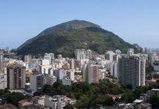 Free Rio De Janeiro Skyline Stock Image - 35549631
