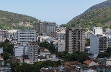 Free Rio De Janeiro Skyline Stock Image - 35549641