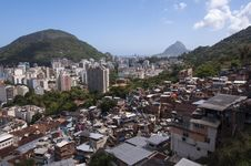 Free Rio De Janeiro Skyline Stock Images - 35549704