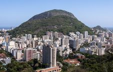 Free Rio De Janeiro Skyline Stock Image - 35549751
