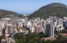 Free Rio De Janeiro Skyline Royalty Free Stock Photography - 35549807