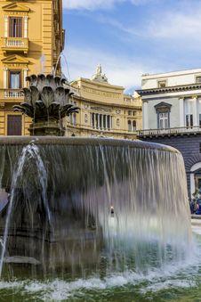 Free Galleria Umberto I Stock Image - 35551971