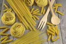 Macaroni Background Royalty Free Stock Image